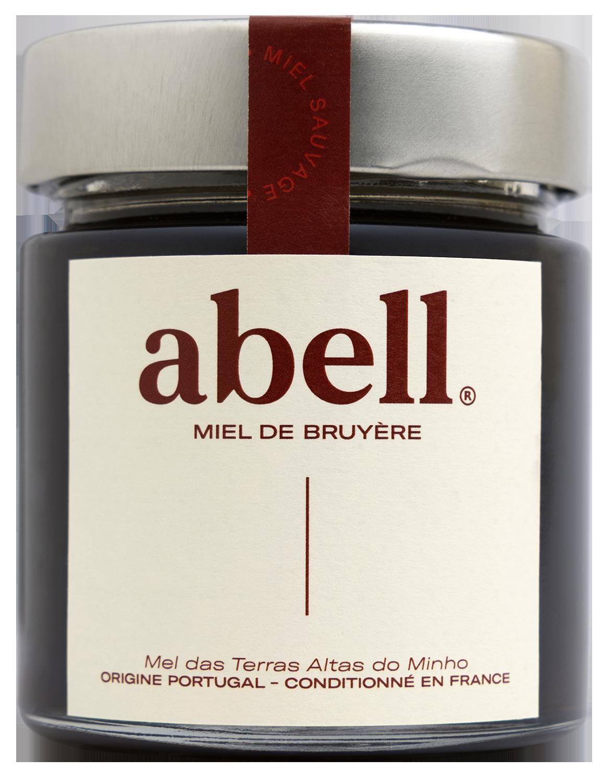 Abell miel de bruyère 300gr